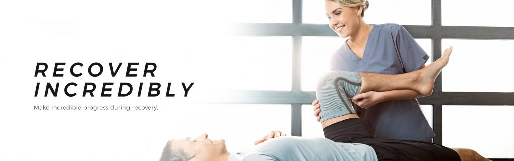 Incrediwear Recovery banner